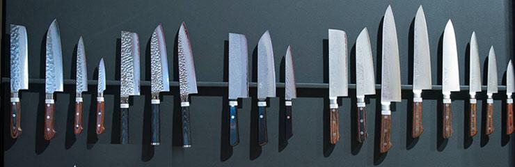 Messer und Schneidwaren im Werkzeug-Sortiment der Dictum Shops München und Metten