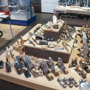 Hobel Werkzeuge im Dictum Shop München