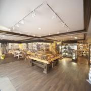 Dictum Metten - Eingangsbereich Shop / Ladengeschäft