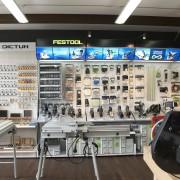 Festool Werkzeuge, Maschinen und Zubehör - Dictum-Shop in Metten