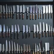 Große Auswahl hochwertiger Messer im Dictum Shop München
