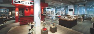 Panorama-Bild des Dictum Shops in München (Haager Str. 9, 2. Stock)
